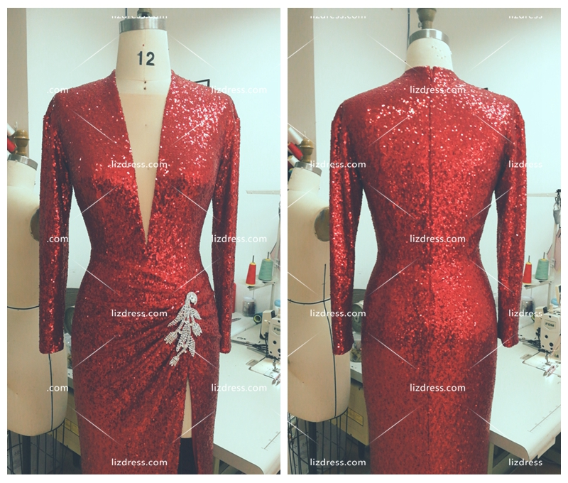 Marilyn Monroe Gentlemen Prefer Blondes red dress